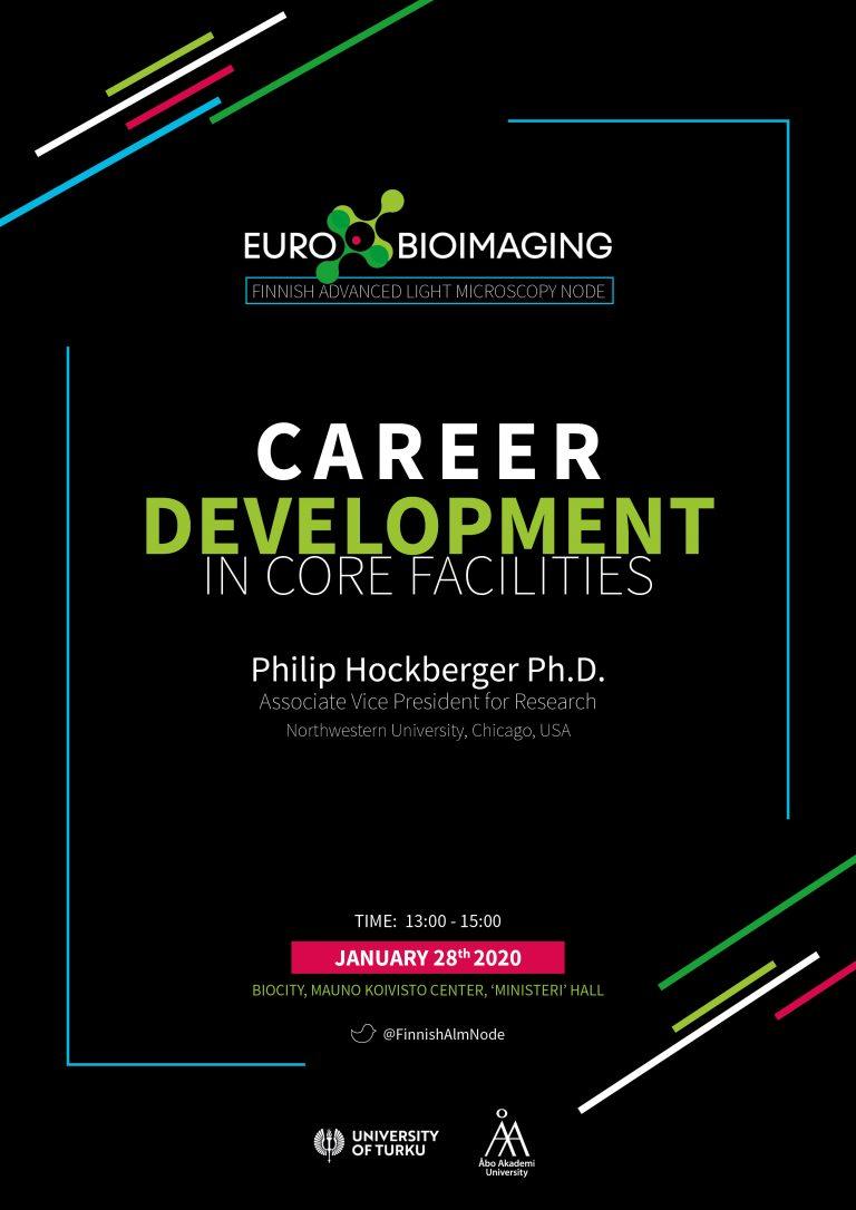 Career Development in Core Facilities