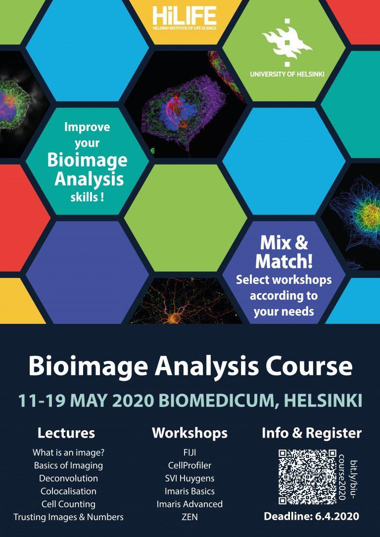 Bioimage Analysis Course